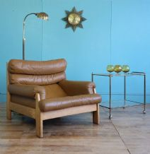 Danish mid century armchair - SOLD